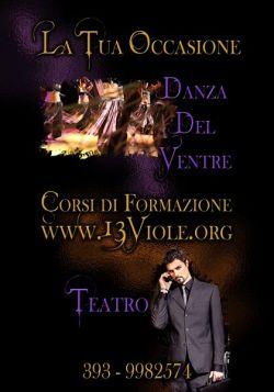 Corso Danza del Ventre a Gorla Minore (Varese)