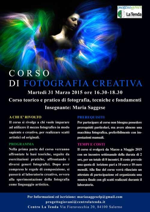 Corso fotografia creativa Salerno 2015