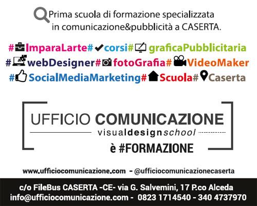 Corso Grafica Editoriale Caserta 2017