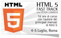 Corsi HTML 5 a Roma
