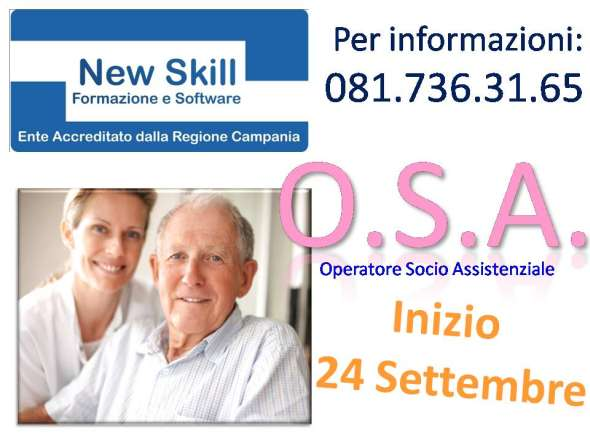 Corso OSA Napoli