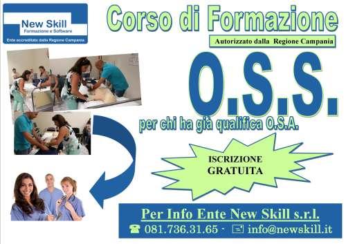 Corso OSS Napoli dicembre 2014