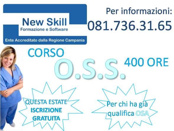 Corso OSS Napoli