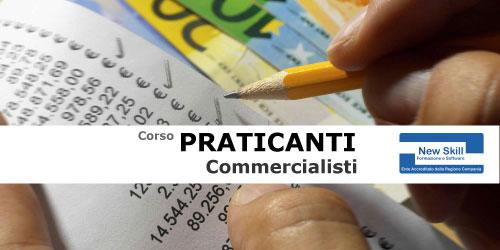 corso praticanti commercialisti Napoli 2016