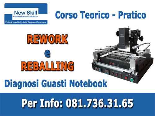 Corso Rework Reballing Napoli 2016