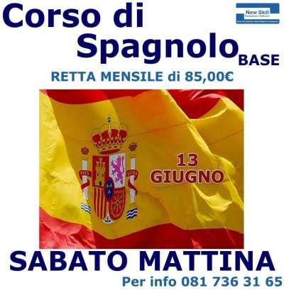 Corso Spagnolo Napoli New Skill 2015