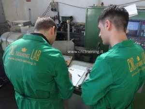 Corso Tornio CNC Pescara Cappelle sul Tavo