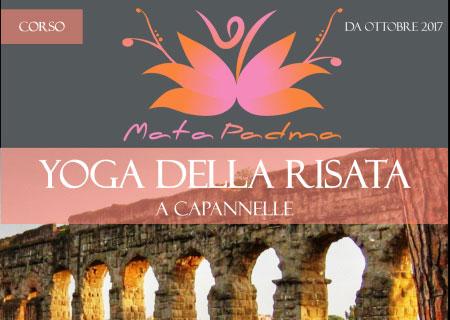 Corso Yoga della Risata Roma 2017 2018