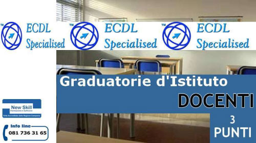 ecdl specialised Napoli 2017