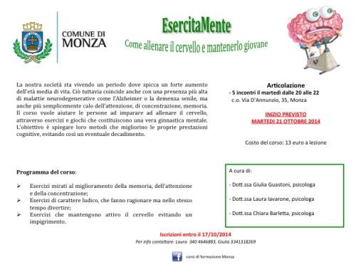 Esercitamente Monza