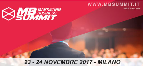 Marketing Business Summit Milano 2017