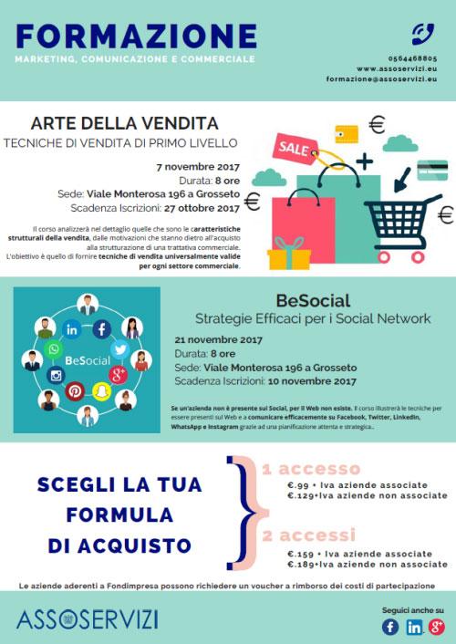 Marketing e Comunicazione Grosseto 2017