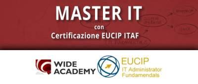 Master tecnico informatico Verona Online 2015 2016
