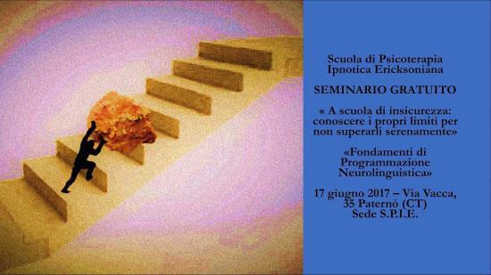 Seminario insicurezza SPIE Paternò Catania 2017