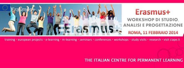 Workshop Erasmus Roma